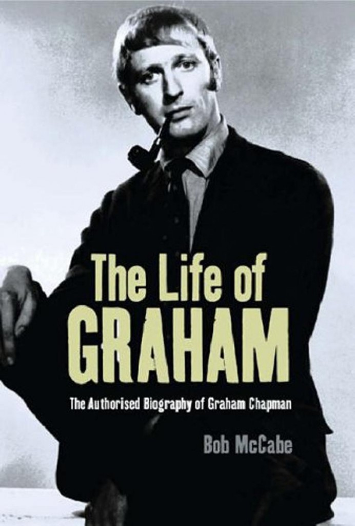 Book Cover Handout of The Life of Graham: The Authorised Biography of Graham Chapman, by Bob McCabe, published by Orion, priced £18.99. See PA Feature BOOK Reviews. PA Photo/Orion