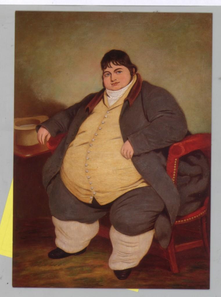 Daniel Lambert (1770-1809)