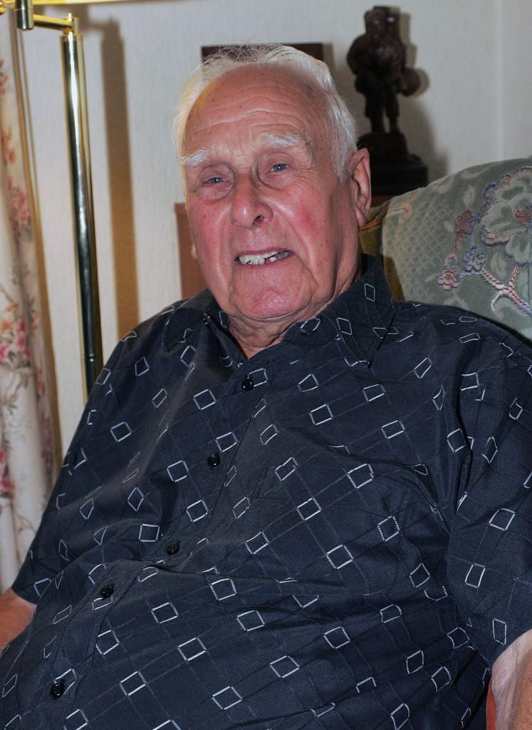 Former safe cracker Albert Hattersley
